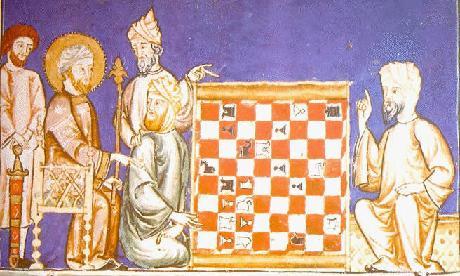 Origen y leyendas sobre el Ajedrez