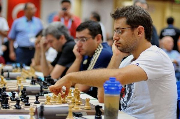 Partidas olimpiada de ajedrez 2012 Partidas de la segunda ronda de la Olimpiada de Turquía