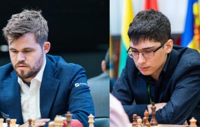 ¿Qué pasó en el final entre Carlsen y Firouzja?