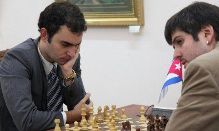 Quinta ronda FIDE Grand Prix de ajedrez Tashkent 2012