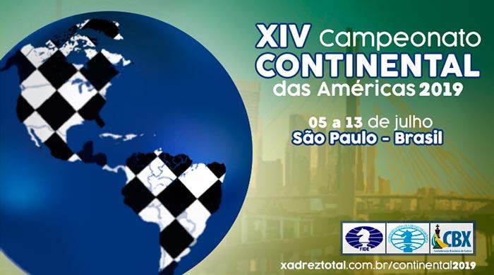 Resultados del 7 Torneo Continental de ajedrez