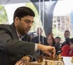 ronda 3 chess masters bilbao 2012 Anand