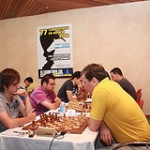 septima ronda campeonato de españa de ajedrez 2012 Korneev-Alonso