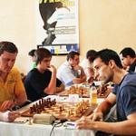 sexta ronda campeonato de españa de ajedrez 2012 Arizmendi Korneev