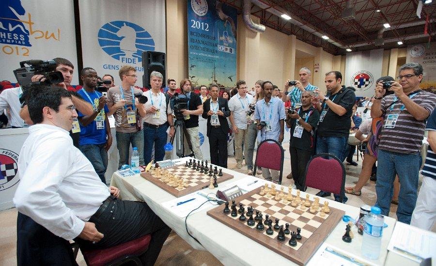 sextaronda Kramnik-aronian Olimpiada