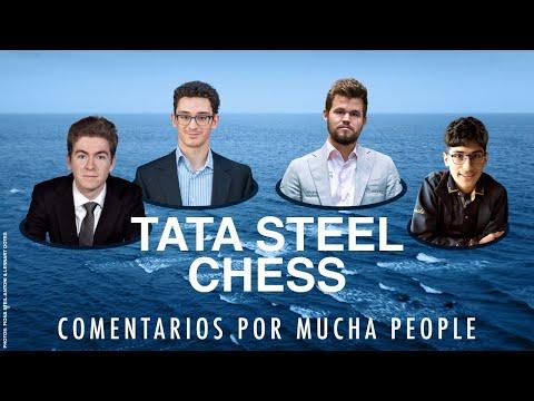 Tata Steel (12): Caruana gana con una ronda de antelación