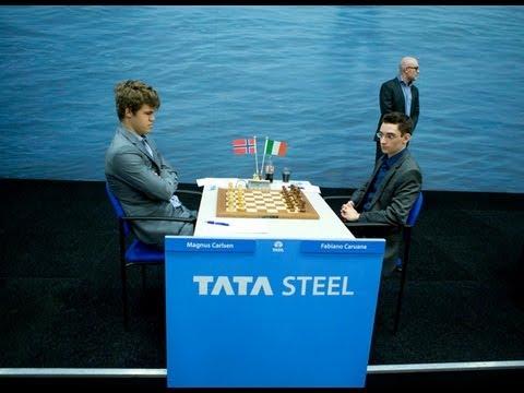 Tata Steel Wijk aan Zee 2013