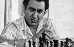 Ajedrecista Tigran Petrosian