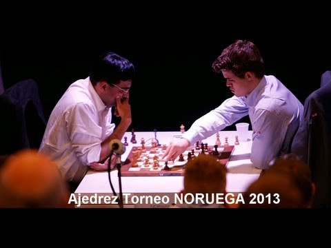 Torneo de Ajedrez Noruega 2013