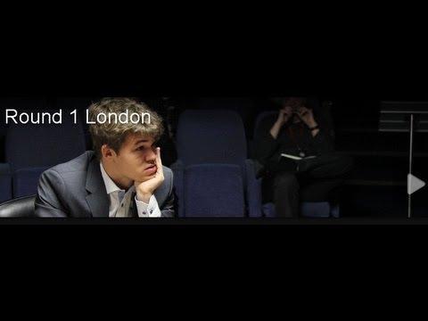 Torneo de candidatos 2013 en Londres Ajedrez candidatos 2013