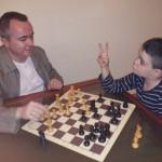 Clases de ajedrez en directo